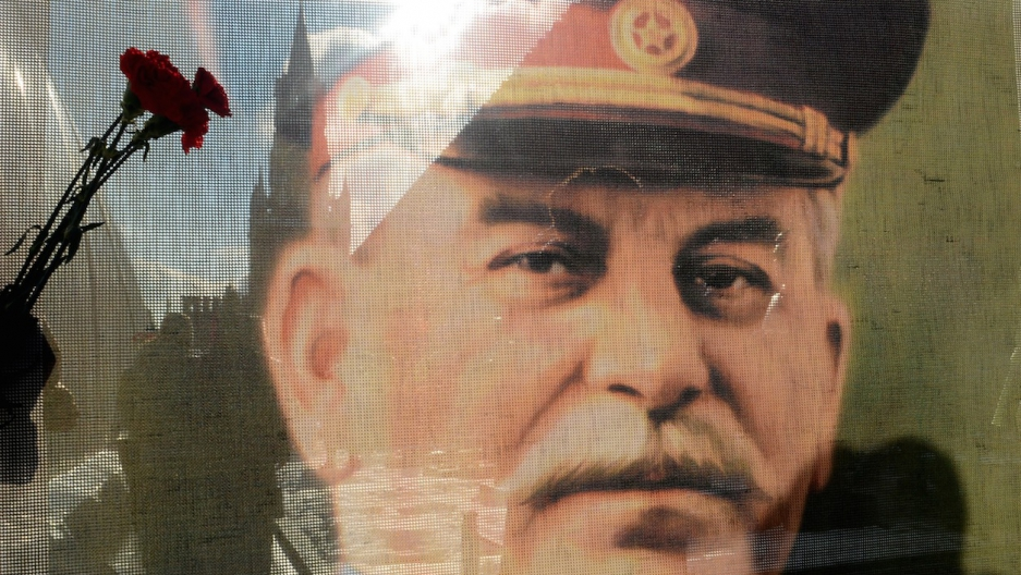 Flowers for Josef Stalin
