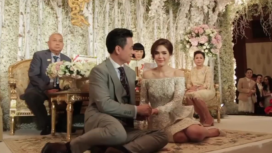 this is what happens when a thai soap opera star gets