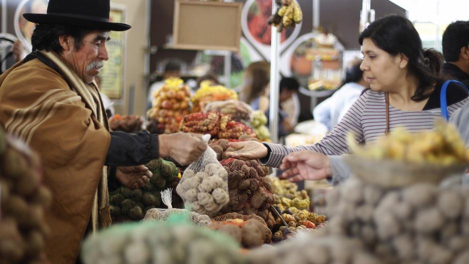 Peru produce
