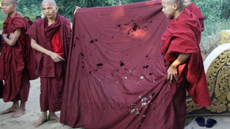 Гейсекс среди монахов