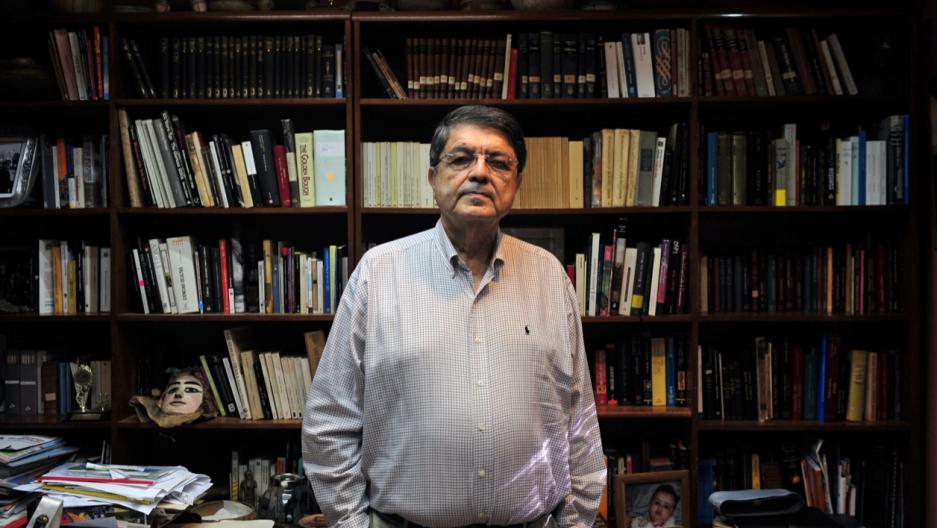 Nicaragua novelist Sergio Ramirez