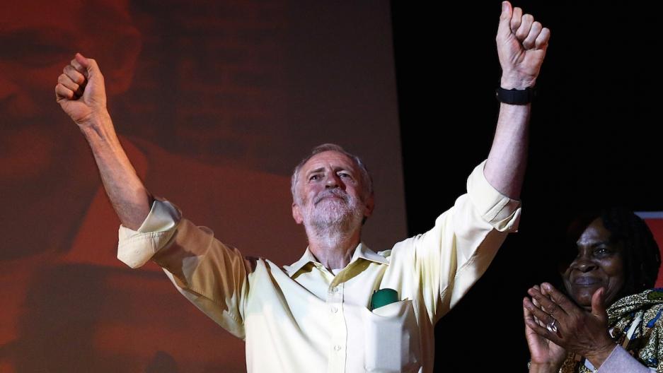 Jeremy Corbyn, UK Labour legislator