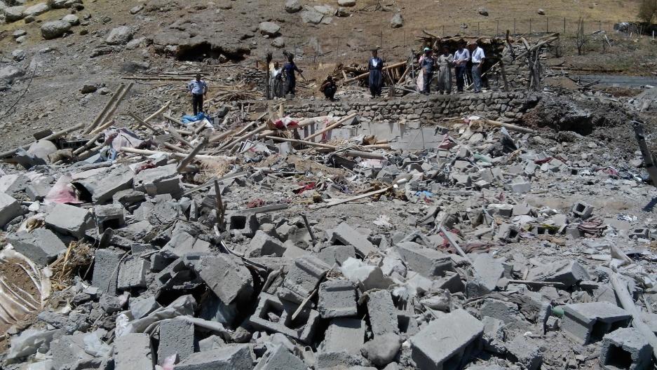 Turkey's airstrikes against Kurdish militants in Iraq are ...