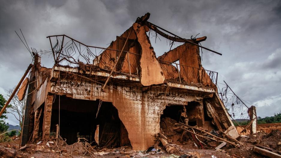 Impact of Brazil's mining disaster