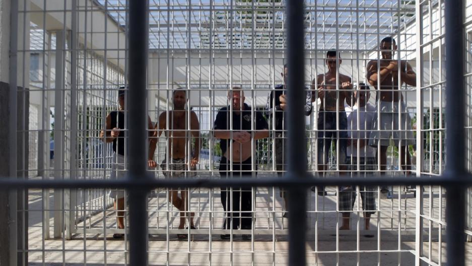 Romania jail