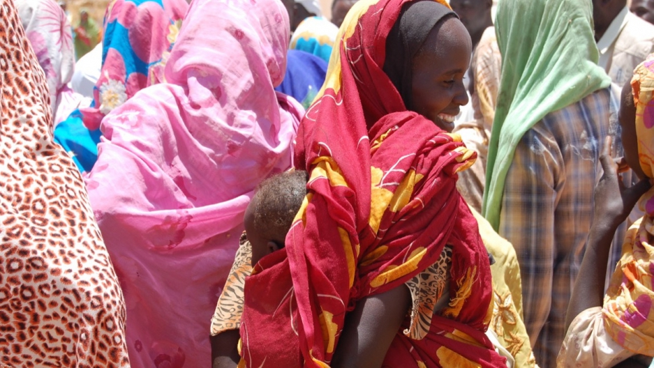 Darfur displaced persons