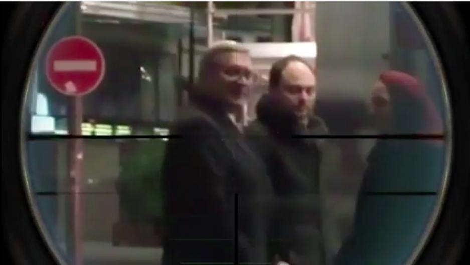 Chechen leader Instagram sniper