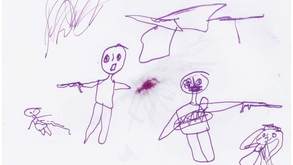 If These Syrian Kids Drawings Don T Move You What Will Public