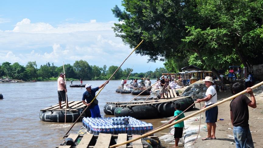 raft Salvador