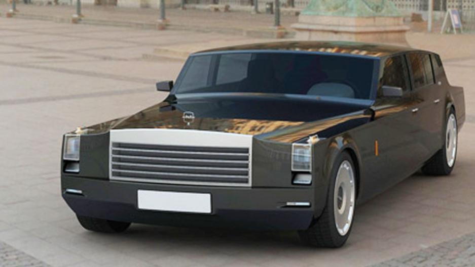 Vladimir Putin New Car