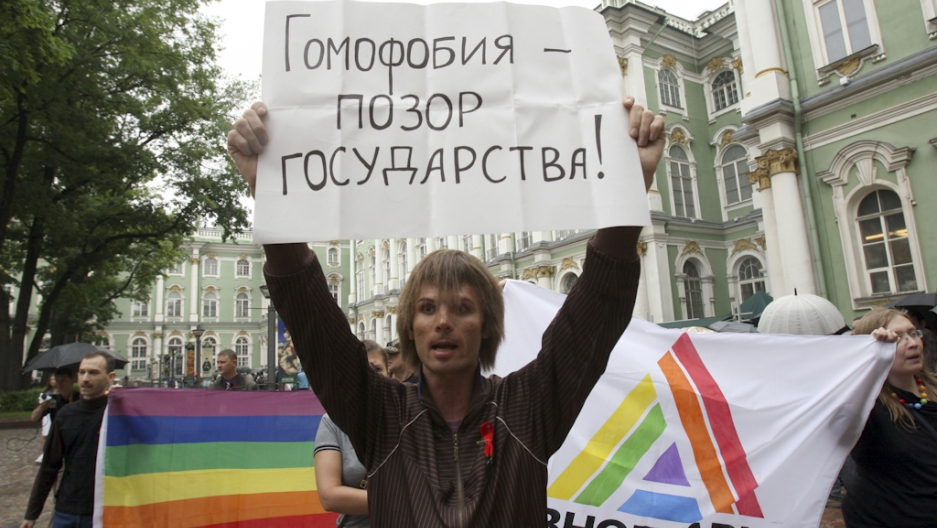 gay stories Russian