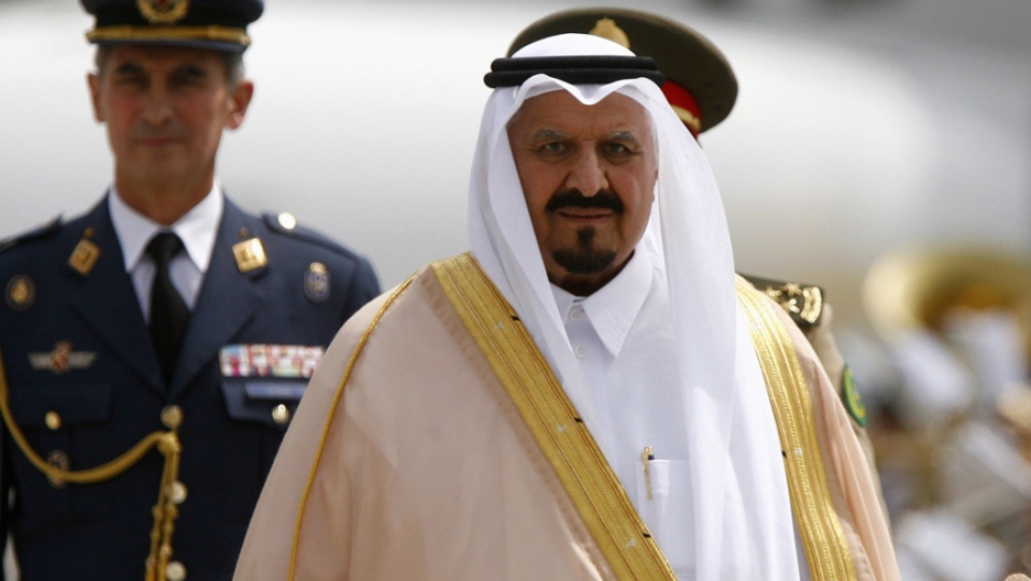 Saudi Arabia's crown prince dies | Public Radio International