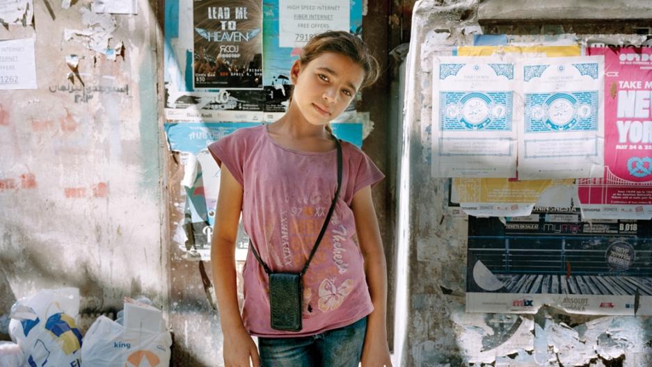 Maya10, Beirut 2014.