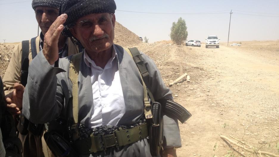 Ahmed Karin, 74.