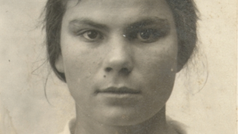 From the Russian Passport Application Album 1