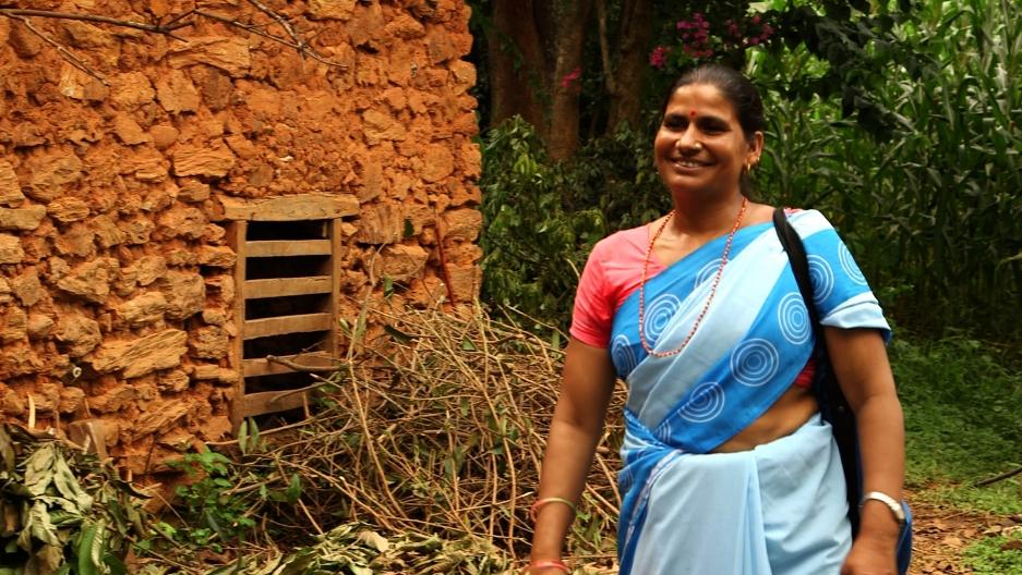 Health Worker Bimala Parajuli