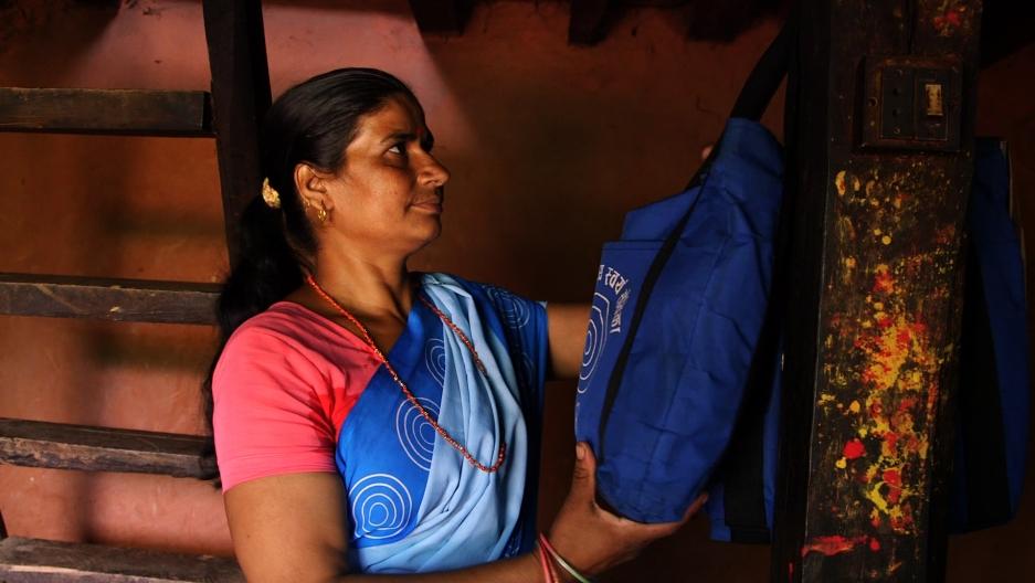 Health Worker's Bag