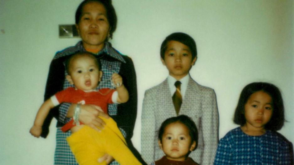 Paul C. Lo's family in Colorado