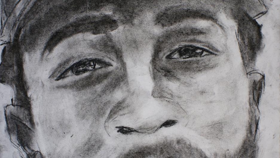 Phillip Sossou's drawings