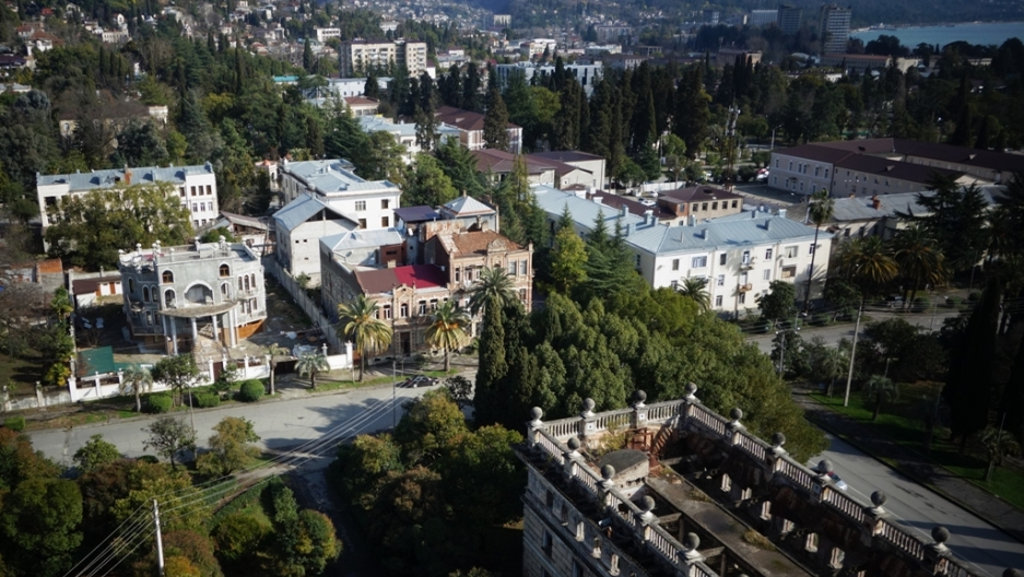 Sukhumi is the largest city in Abkhazia. Its pleasant, subtropical climate and 19th century architecture is evidence of a history as an elite cultural and tourist destination.