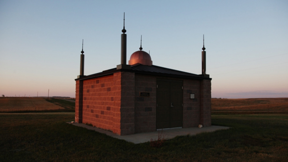 First mosque in the US