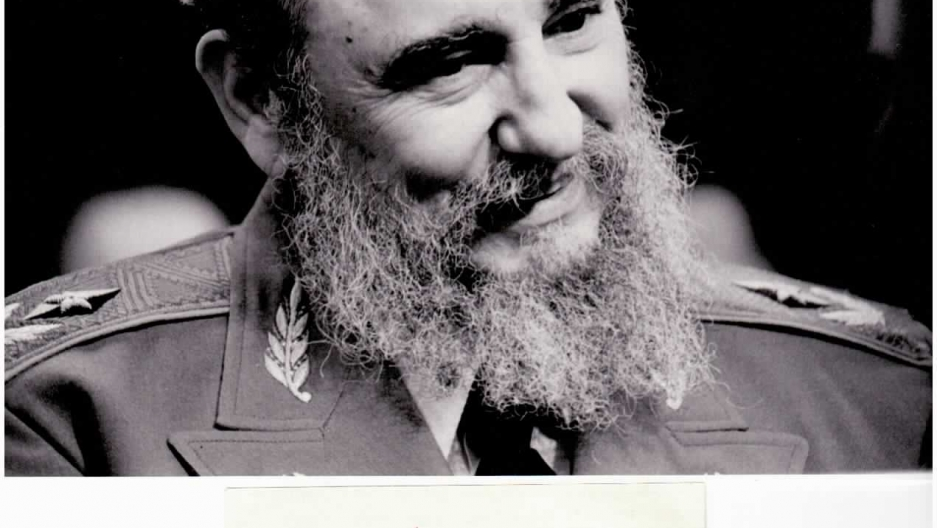 With the help of foreign ministry officials, Zoltan Marian managed to get a signed photo of Fidel Castro during the Cuban leader's only visit to Hungary, in 1972. Castro is the world's sought-after living autograph, valued at approximately $5,800 by Paul