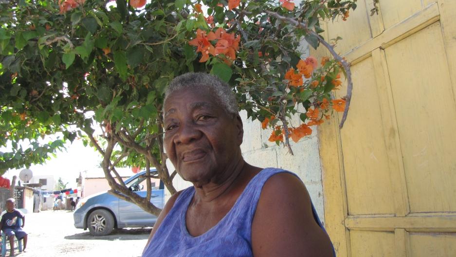 Nununa Enecia was born 82 years ago in Batey Ocho in the Dominican Republic. Her mother was Haitian.