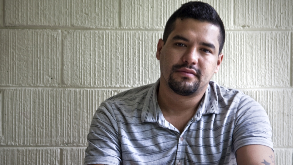 Óscar Martínez, the author of The Beast: Riding the Rails and Dodging Narcos on the Migrant Trail.