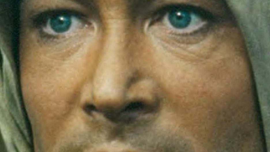Peter O'Toole. Or T.E. Lawrence?
