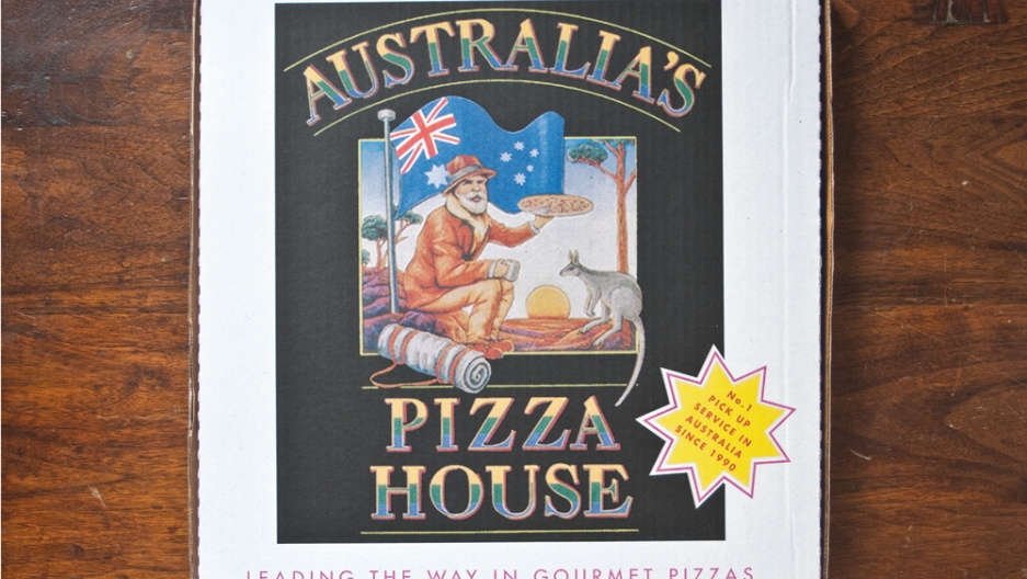 A box from Adelaide, Australia.