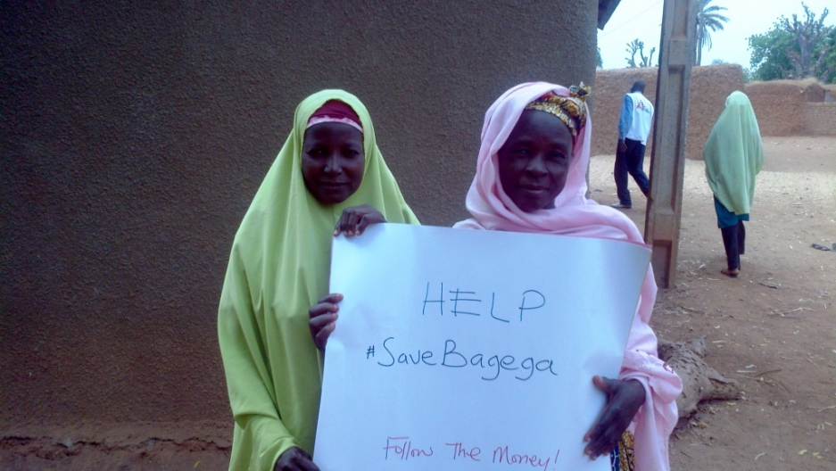 Two years ago, the group Follow the Money launched a Twitter campaign with the hashtag #SaveBagega to press the Nigerian government to take action to address lead poisoning in the town of Bagega.