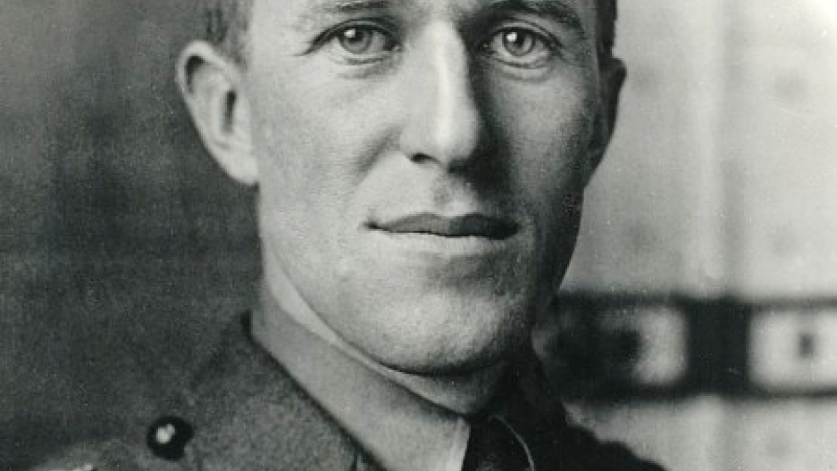 T.E. Lawrence. Or Peter O'Toole?