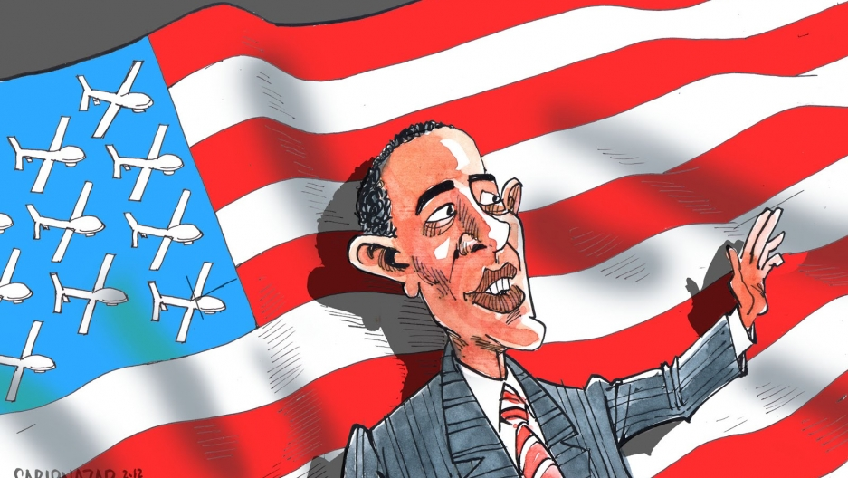 President Obama wins a second term and so does his drone program aimed at Northwest Pakistan.
