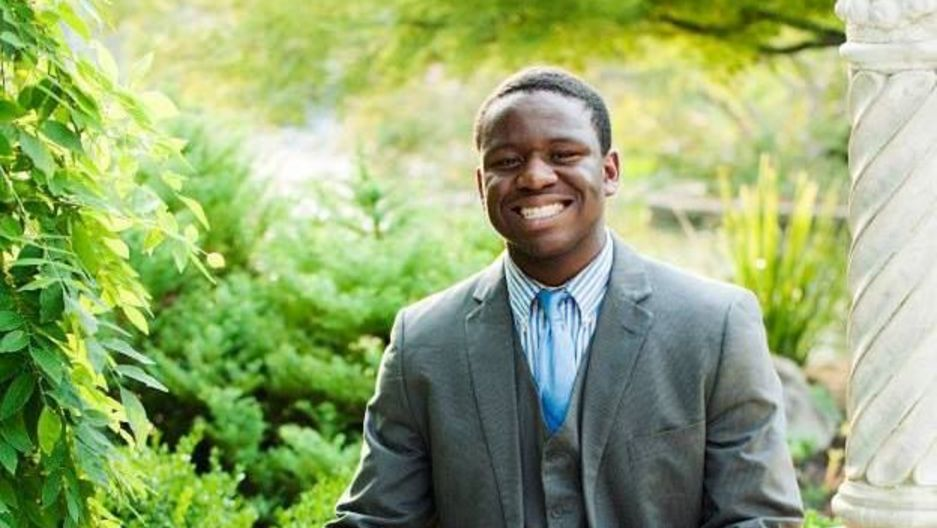 After being accepted to all eight Ivy League schools, Victor Agbafe plans to attend Harvard University in the fall.