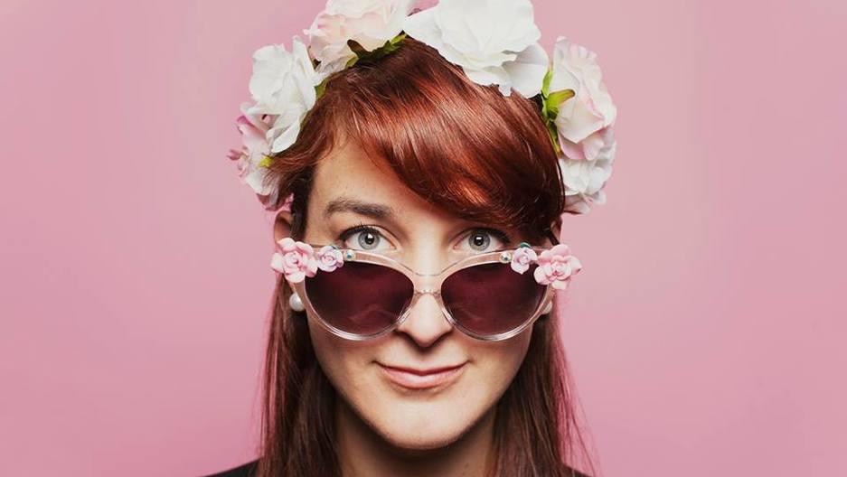 Joanna Hausmann is a Venezuelan-American writer, videographer and comic.