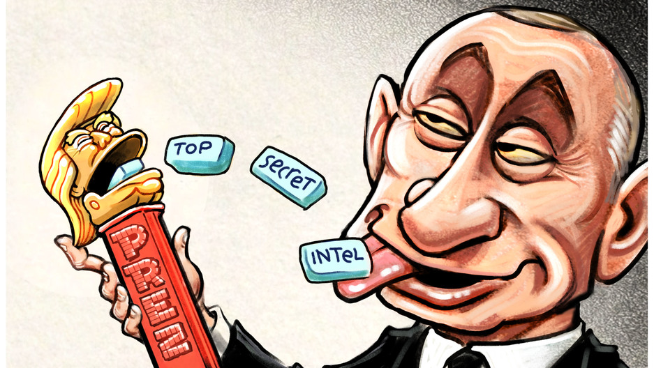 Image result for putin spy cartoon