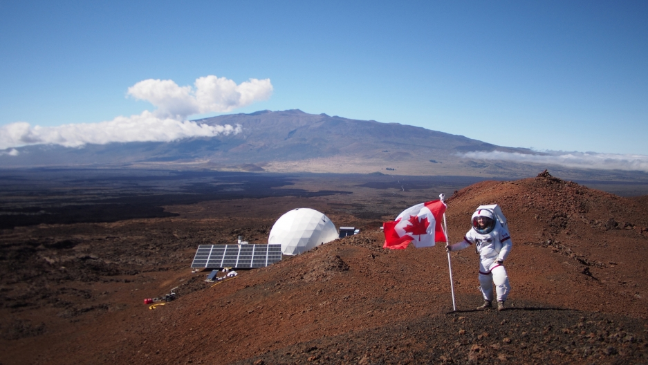 What would life on Mars be like? A Canadian scientist ...
