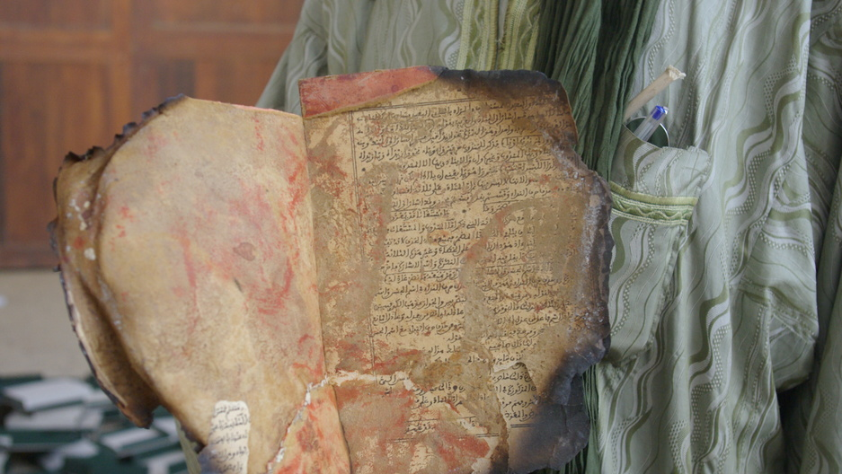 In 2012 and 2013, Mali's cultural heritage, including its ancient manuscripts, was severely damaged