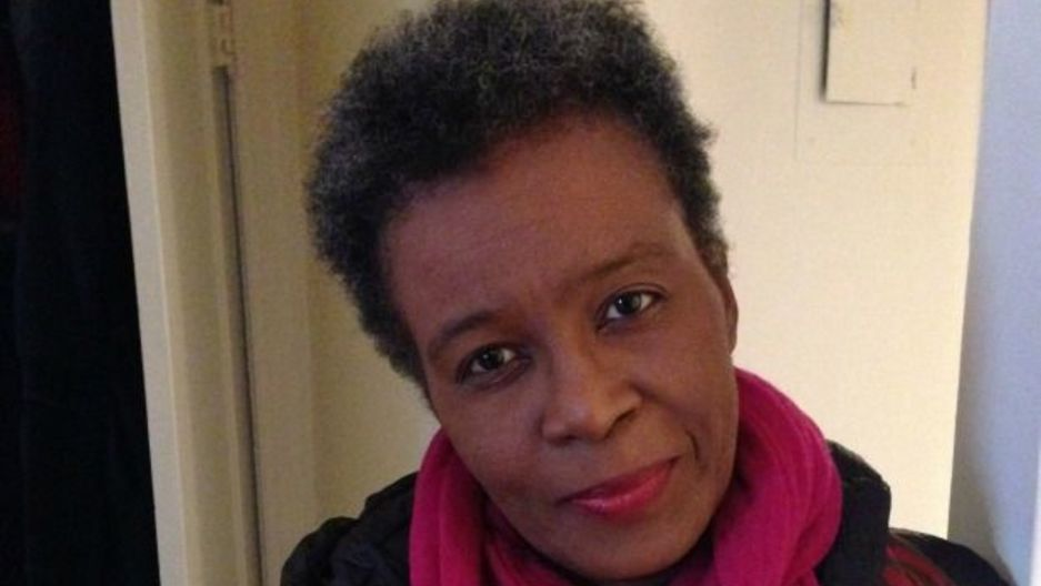 "Poet Claudia Rankine's new book, ""Citizen: An American Lyric,"" is nominated for two awards by this year's National Book Critics Circle."