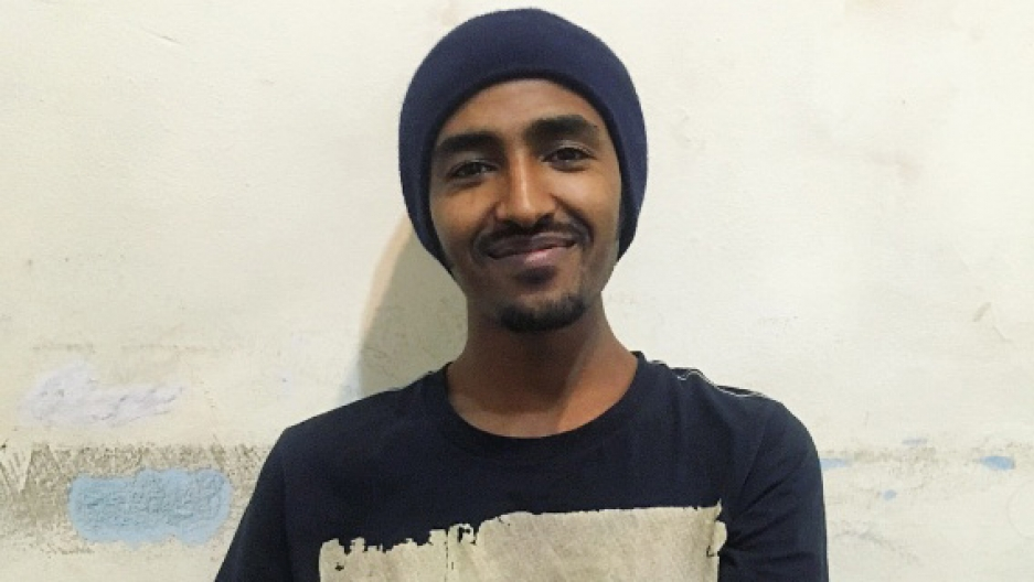Teklit Michael dreamed of running in the London Olympics. But his country, Eritrea, jailed him. So he fled to Israel.