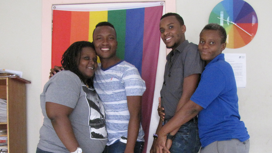 Prison homosexuality documentary