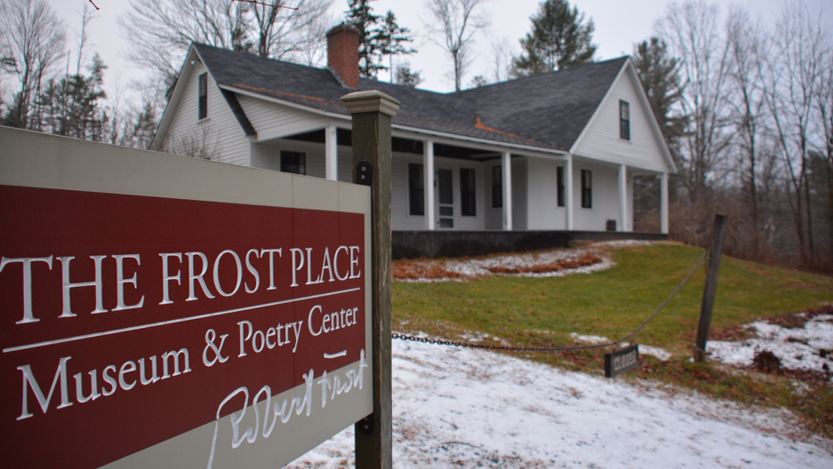 The Frost Place in Franconia, New Hampshire