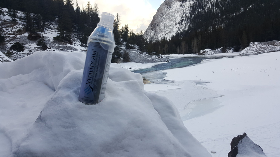 Air bottled in Canada to be shipped worldwide