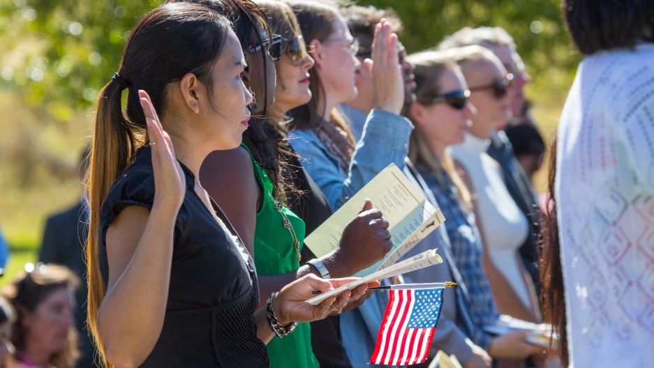 citizenship oath