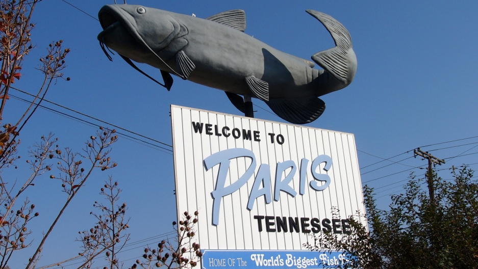 Tennessee tries to boost health advocacy using rural churches paris tennessee is home to the self described biggest fish fry in the publicscrutiny Choice Image