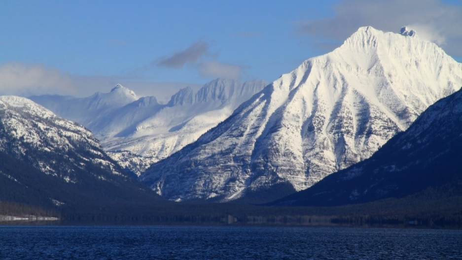 Pictured here is Lake McDonald in Glacier National Park.