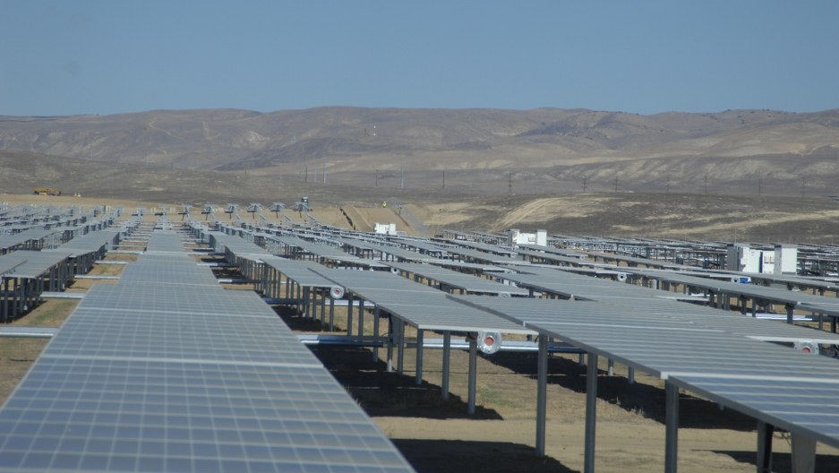 California's electrical grid can't handle all the solar