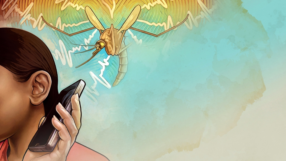 The Abuzz project hopes to help curb mosquito-borne illnesses by using cell phones to track mosquito outbreaks around the world.