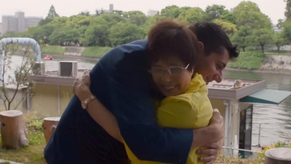 Ari Beser and Keiko Ogura