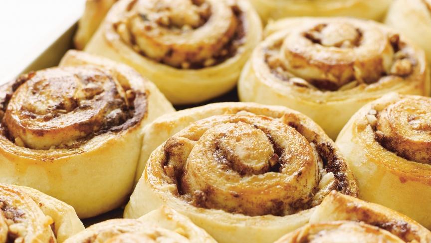 Sweet Paul's Almond Buns.